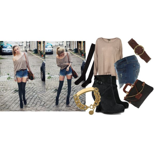 Do you like my outfit?, created by diamur on Polyvore