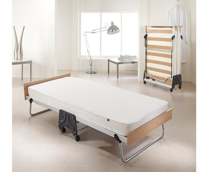 J Bed Single Folding Guest Bed Performance Airflow Mattress
