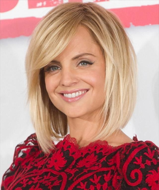 Amazing Modern Medium Hairstyles For Thick Hair 2014 Bob Haircut For Natural Hairstyles Runnerswayorg