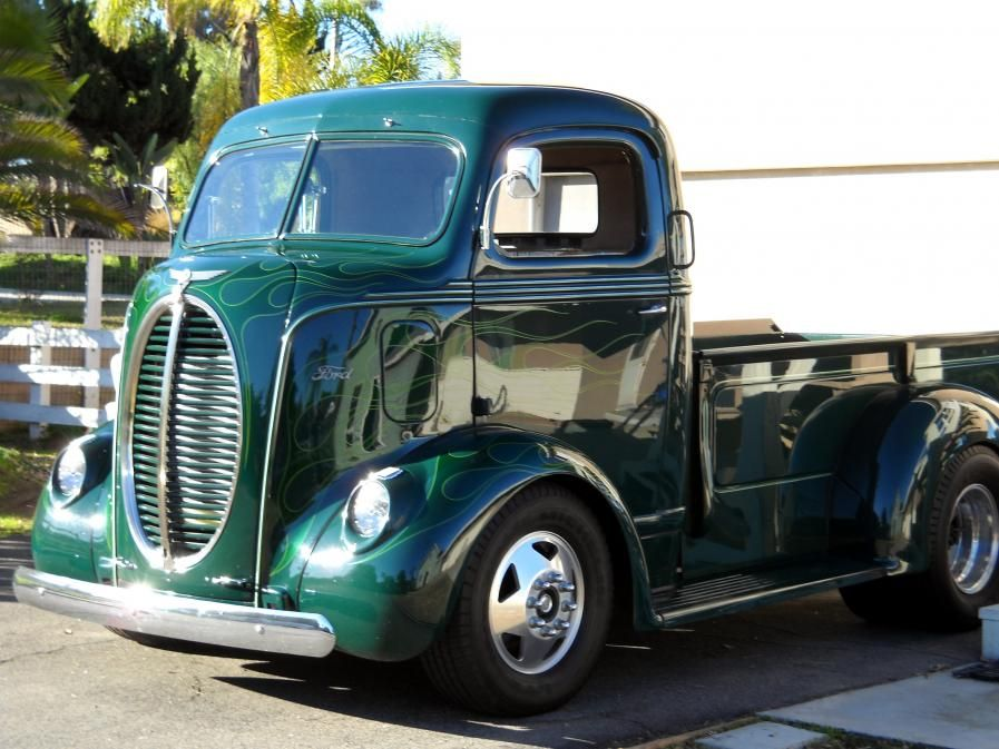 1940 Ford Coe Truck With Images Classic Trucks Custom Trucks