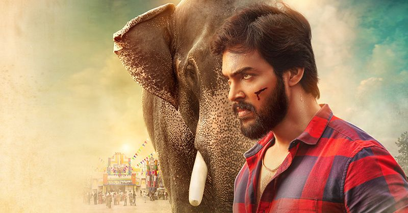 ARAV'S RAGING MAN-ANIMAL CONFLICT 'RAJA BHEEMA' ON FULL SWING