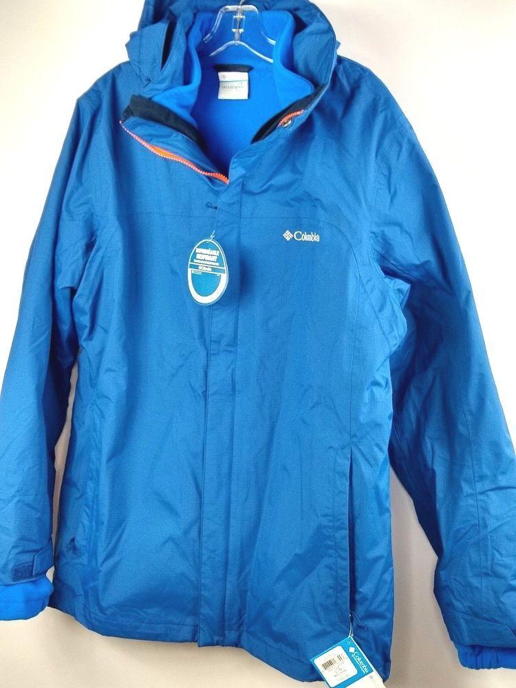 8fd7edd5c Columbia Interchange Men's Large Storm Dry Waterproof Ski Jacket ...
