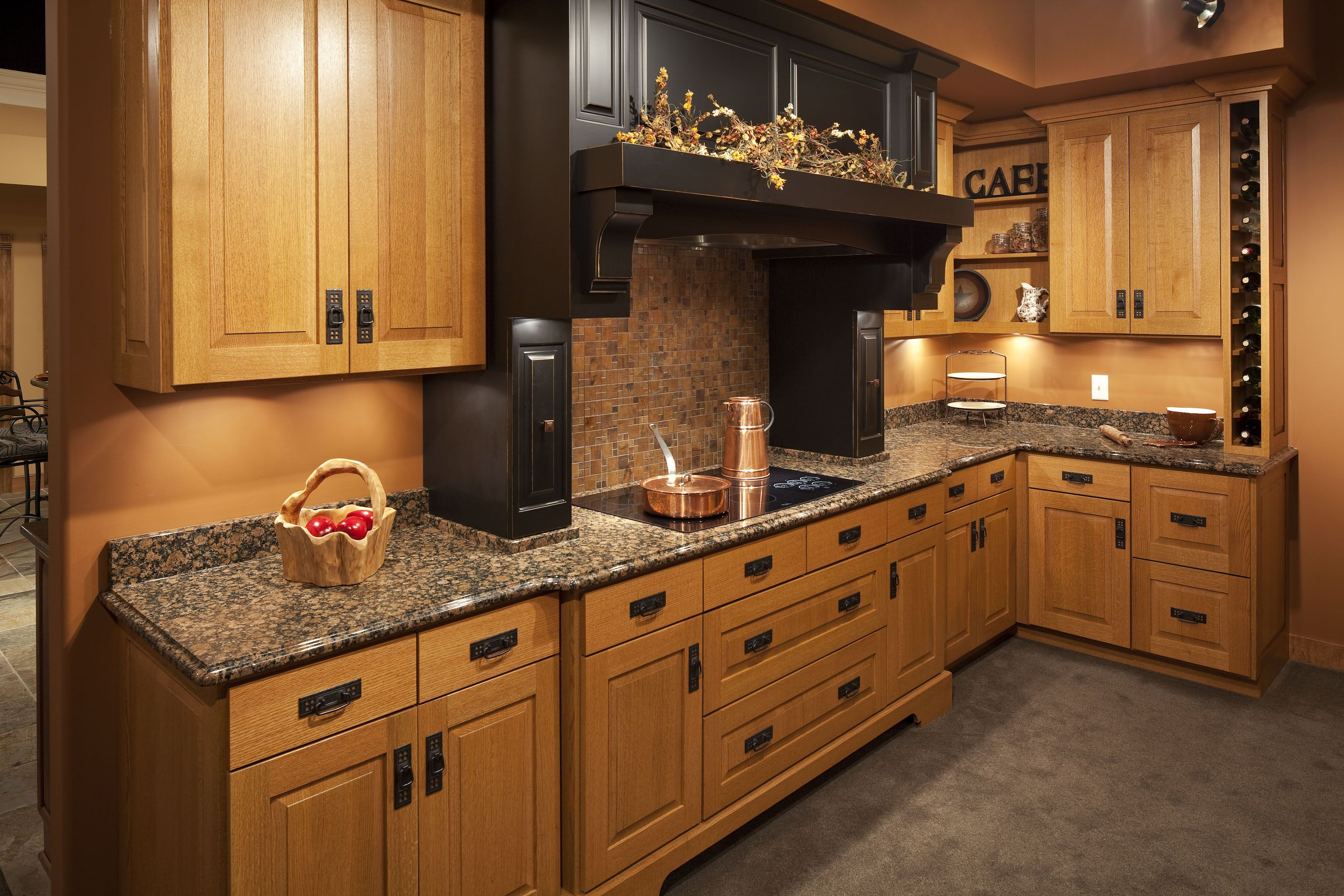 Mission Style Kitchen Cabinets | Mission Inspiration