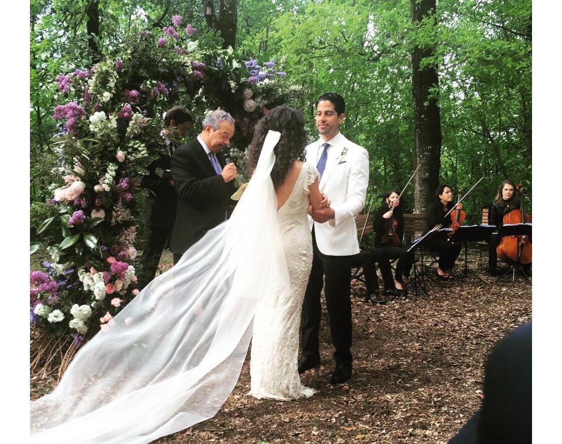 gail kim wedding dress - photo #22