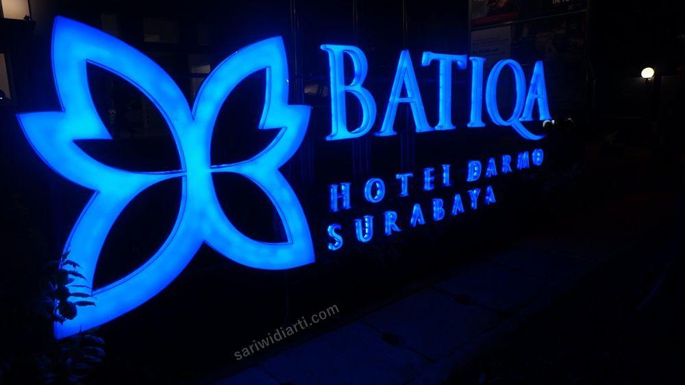 BATIQA hotel darmo Surabaya, hotel yang nyaman untuk traveler hingga keluarga
