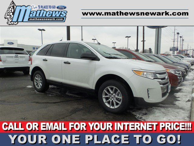2014 Ford Edge Mathews Ford Newark 500 Hebron Road Heath Oh