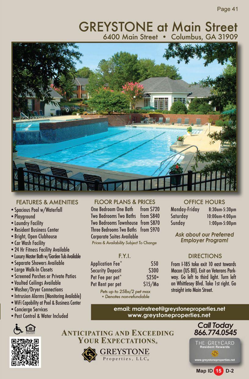 Greystone At Mainstreet 866 774 0545 Pool Waterfall Large Floor Plans Custom Built Homes