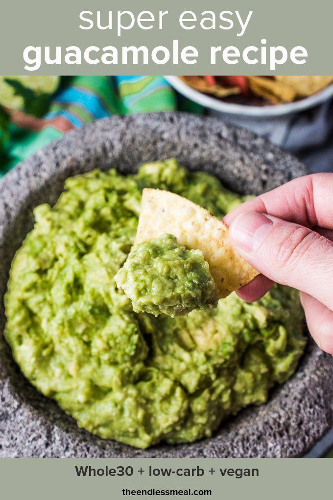 Best Easy Guacamole Recipe Recipe Guacamole Recipe Easy Guacamole Recipe Easy Guacamole
