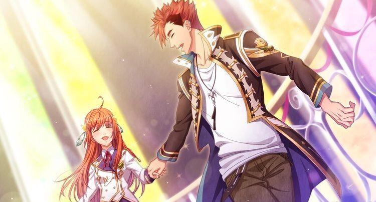 Pin De Ashley Rpdrigues Em Magic Kyun Renaissance Anime E In