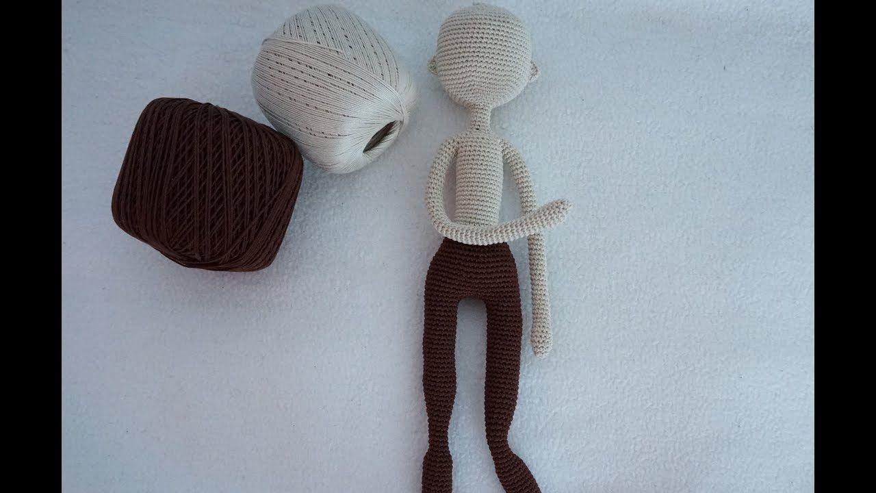 Putting Hair on Crocheted Dolls | | 720x1280