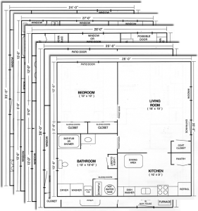 In Law Suite Floor Plan Collection Ebook Stack 2