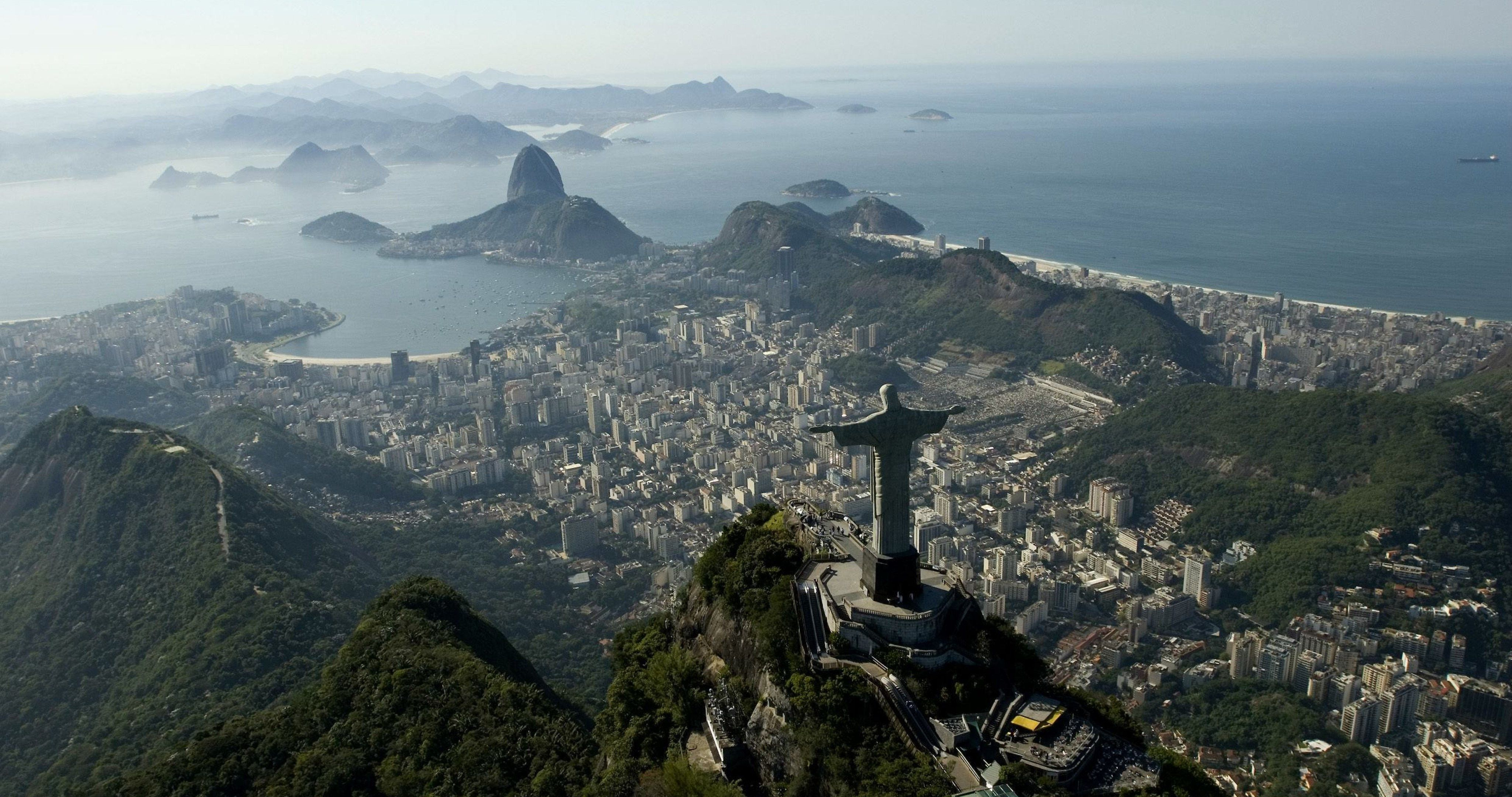 Rio De Janeiro Brazil 4k Ultra Hd Wallpaper Brazil Olympics