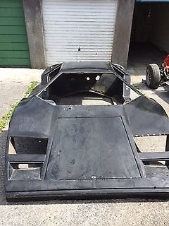 Ebay Lamborghini Countach 5000 Kit Car Vw Beetle Based Chassis