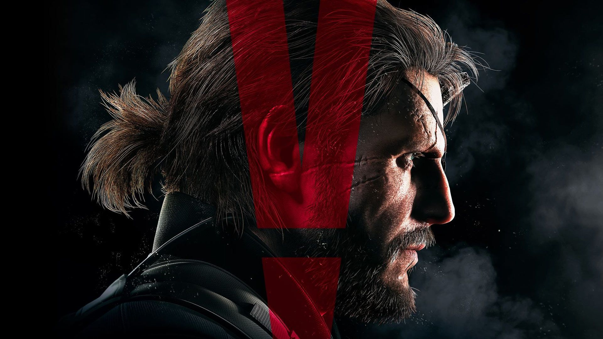 Punished Venom Snake Metal Gear Solid V The Phantom Pain Wallpaper Definitive Edtn Region 2