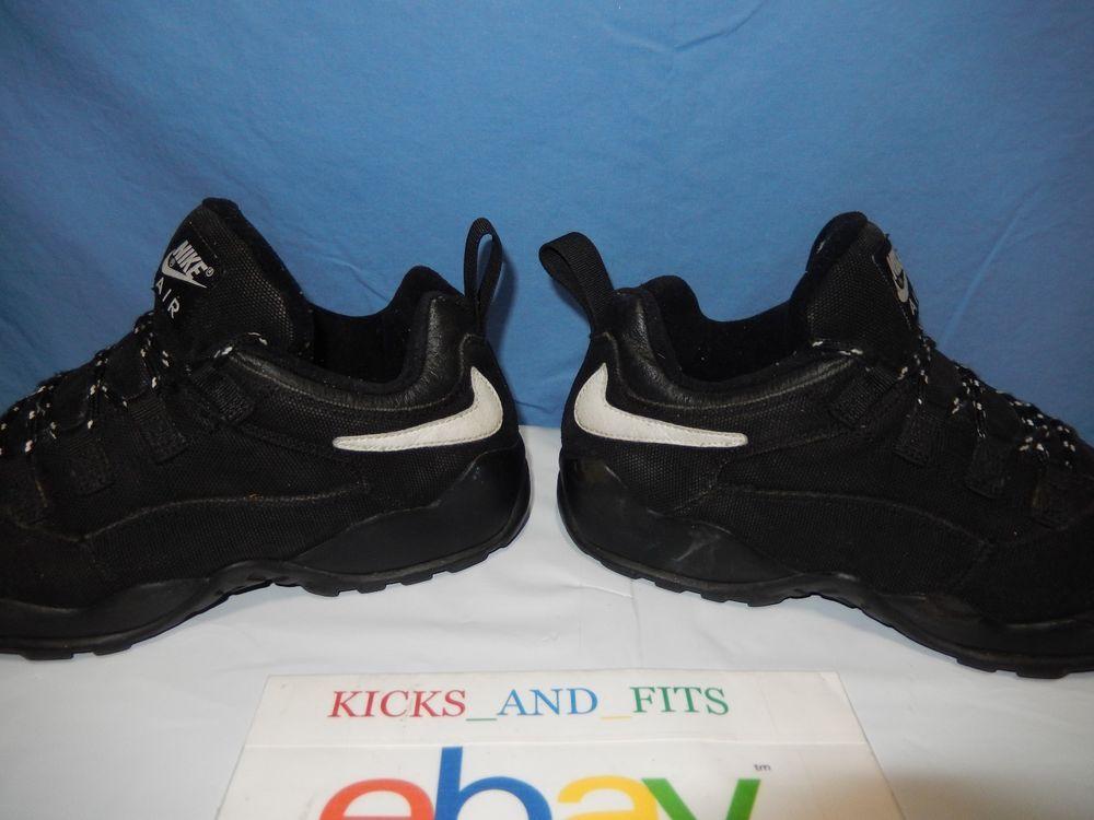 finest selection f125b 64605 Manufactured INDONESIA Vtg OG Nike Darwin Rodman Canvas Basketball Shoes  1994 1995 sz 10 130218 Rare ...