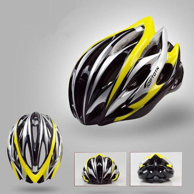 2017 Bisiklet Aksesuar 12 Colors New Arrival Super Light Men's Road Bike Bicycle Cycling Helmet , Sports Safety Mountain