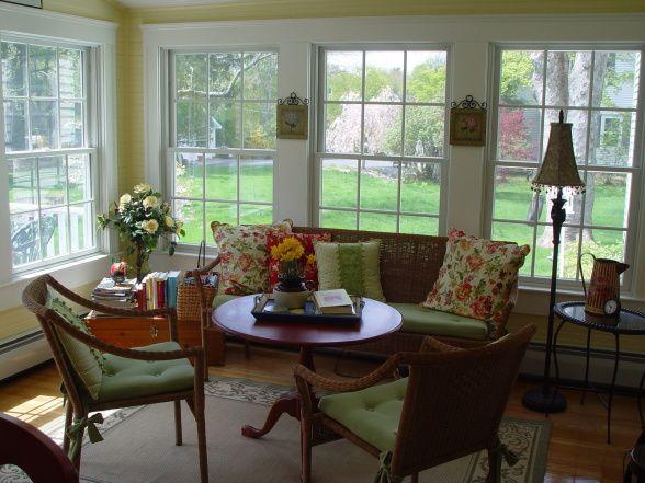 Creative Kitchen Window Treatments Hgtv Pictures Ideas: Kitchen/Sunroom Design