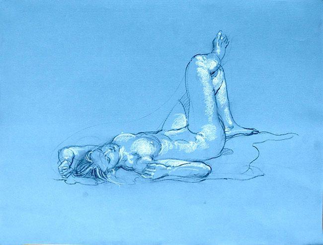 Keith Gunderson fine art drawings www.keithgunderson.com