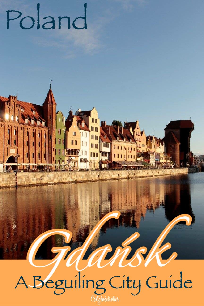 The Beguiling Charm of Gdańsk, Poland