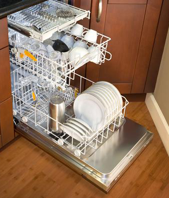 Miele A German Appliance Maker Ensures The Durability Of Their Products A Commitment That Instills Trust In T Diy Kitchen Remodel Dishwasher Kitchen Remodel