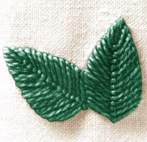 wheat cross stitch patterns | leaf stitch