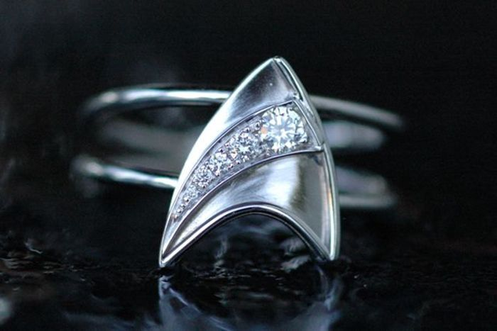 20 Geeky Engagement Rings You Can Actually Buy httpwhengeekswed
