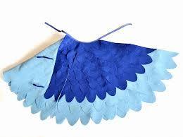 ffelt blue bird mask - Google Search
