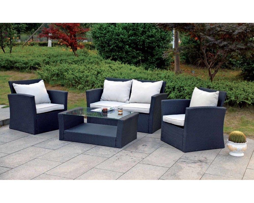 inspirant ou acheter un salon de jardin d coration. Black Bedroom Furniture Sets. Home Design Ideas