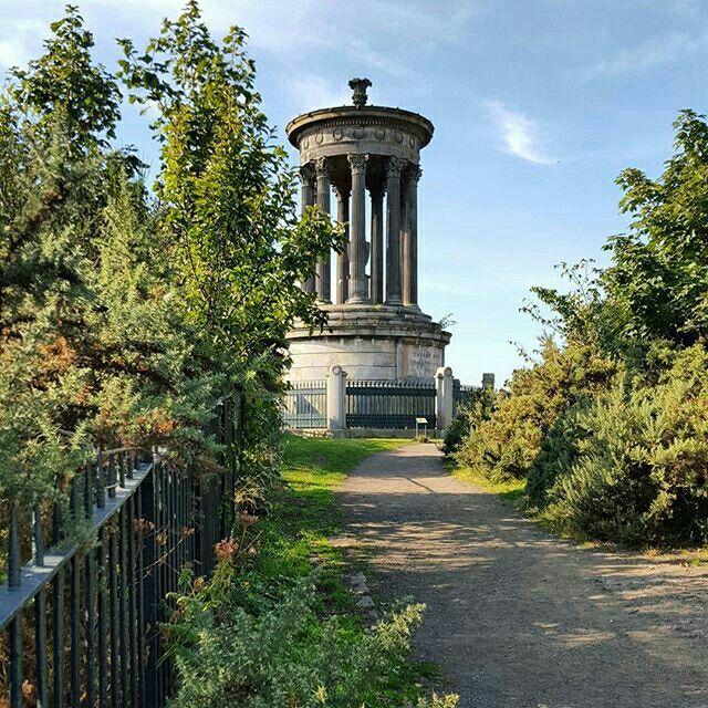 The Dugald Stewart Monument on Calton Hill. #EdinPhotoWalk2015 #thisisedinburgh #edinphoto #Edinburgh #caltonhill #monument #autumn #photowalk #igers #igersedin #igersedinburgh #igersscots #igersscotland #instascots #instascotland #scotland #brilliantmoments