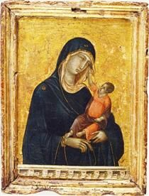 Madonna - Duccio