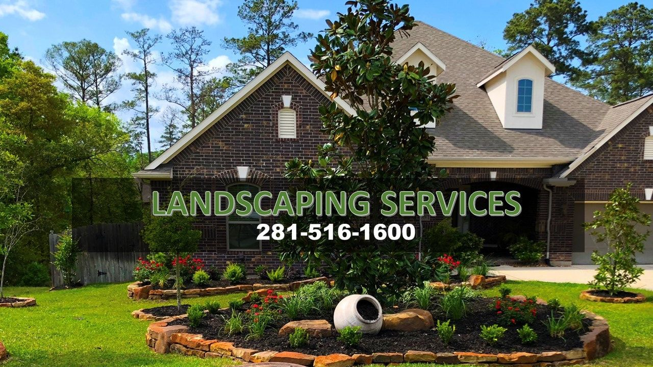 Houston Landscaping Design