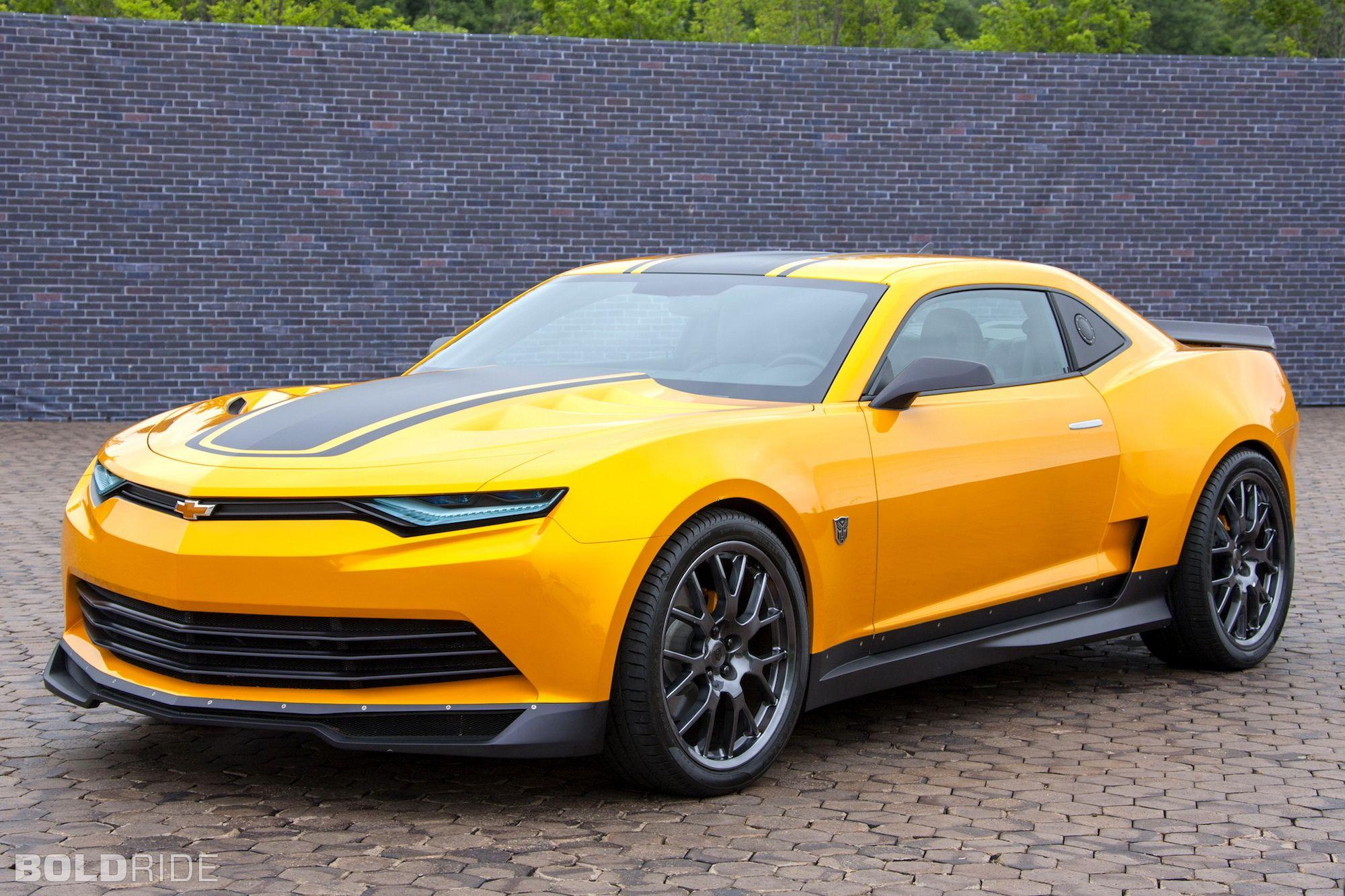 Chevrolet Camaro Bumblebee Concept 2000x1333 Jul 03 2014 16 23 20