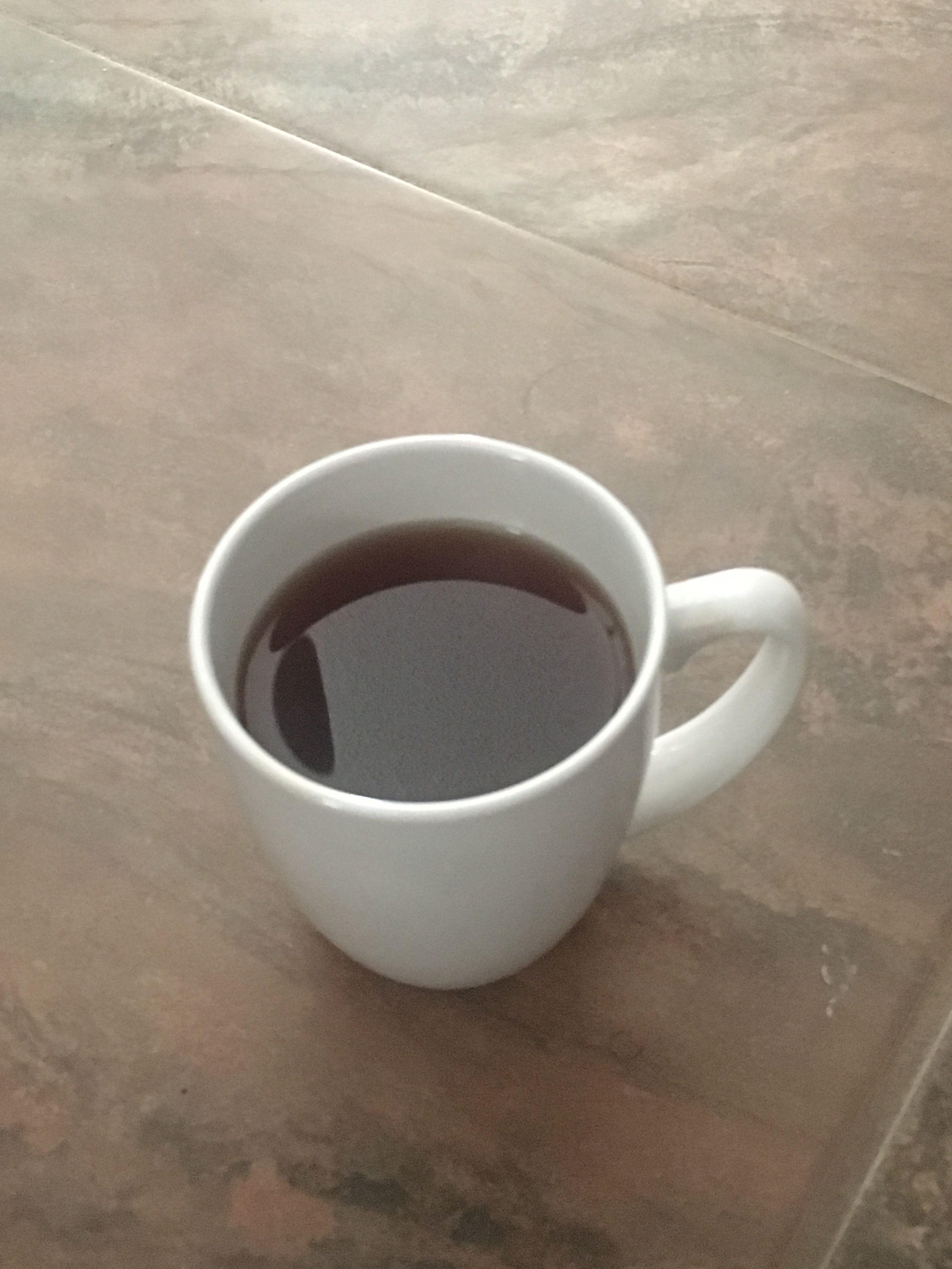 Morning chai tea