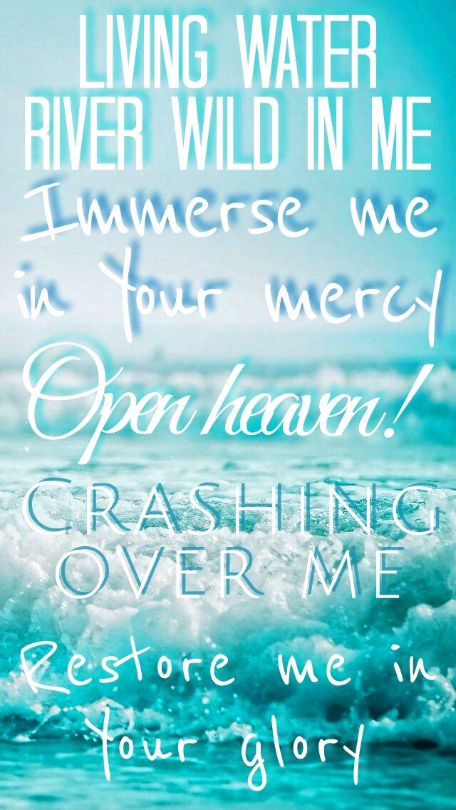 Lyric lyric wake hillsong : Hillsong Worship Open Heaven/River Wild Lyric   Lyrics Quotes ...