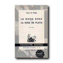 Http Libreriaclio Com 8858 Home Default La Dama Boba La Nina De Plata Lope De Vega Jpg Bobos Generos Literarios Libros
