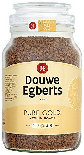 Douwe Egberts Pure Gold Instant Coffee 400g This Is An
