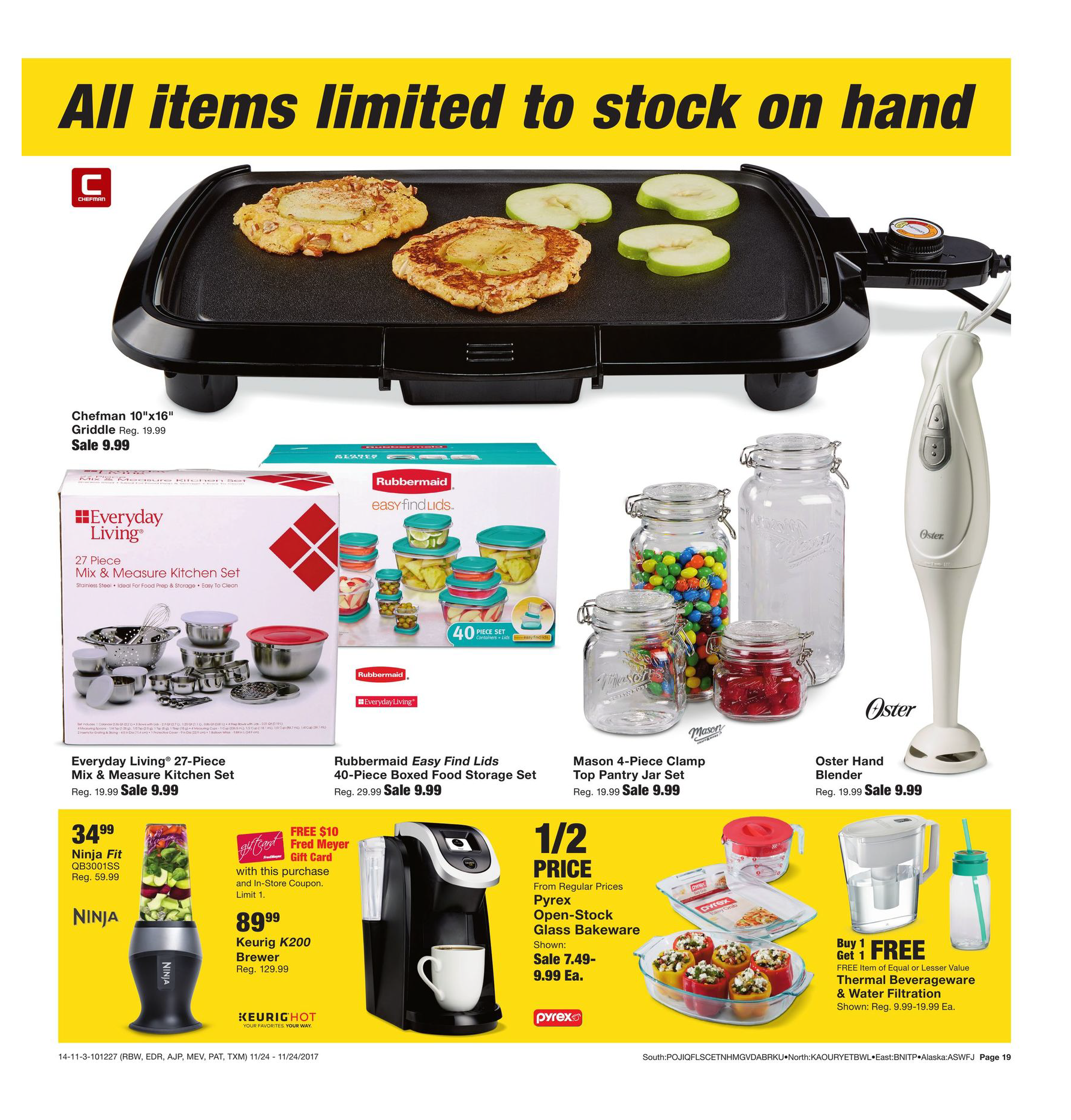Fred Meyer Black Friday 2017 Ads and Deals Fred Meyer is