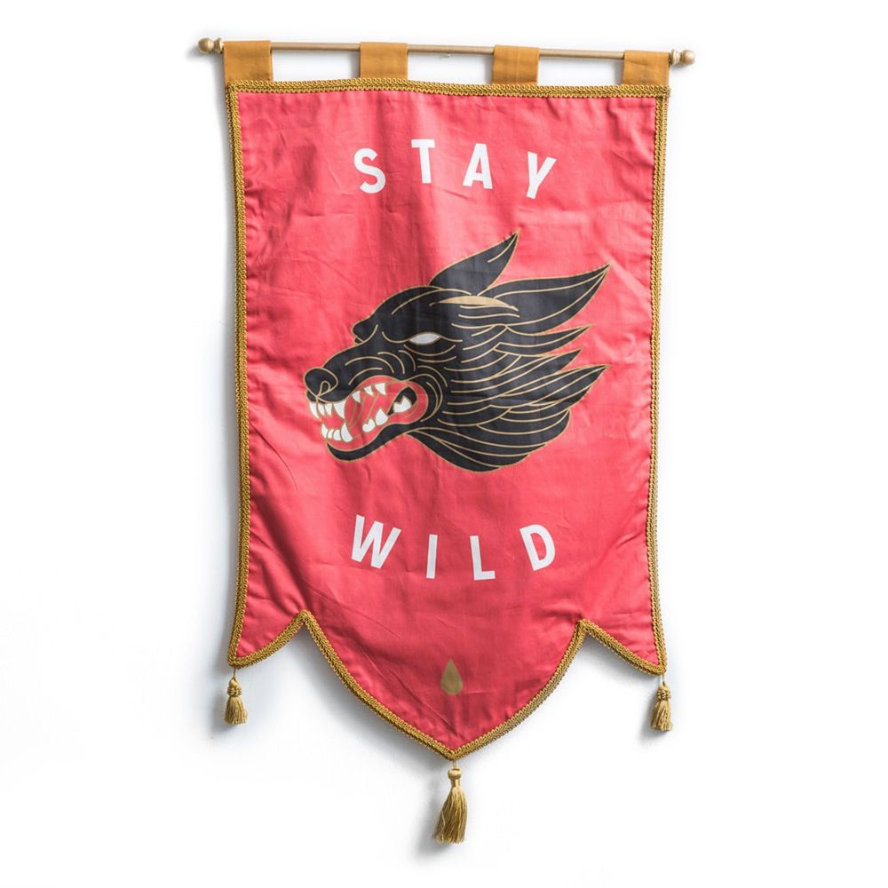 Stay Wild by Bee Teeth