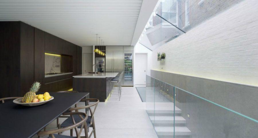 #Moderne Innenräume Ein London Home Remodel Aus Dem 19. Jahrhundert, Das  Sie Sehen