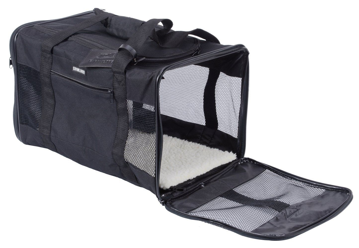 Airline Pet Travel Carrier SoftSided for Cats and Small