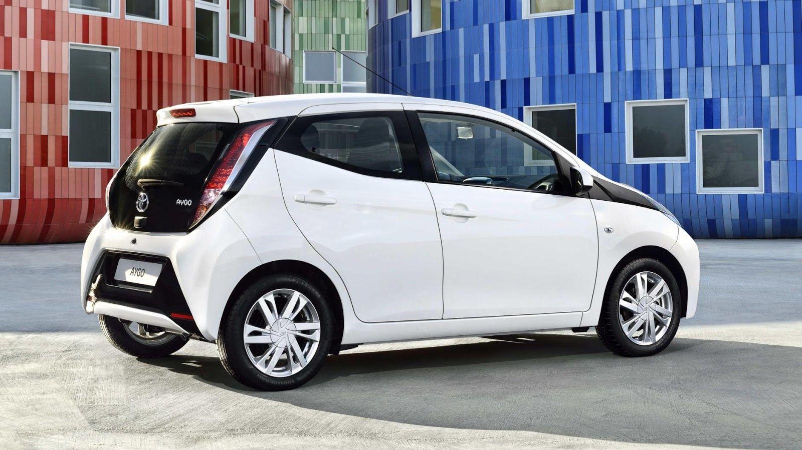 El Toyota Aygo se presenta en el mercado nacional - Coches y Motos 10