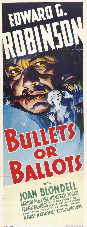 Balas ou votos (1936)