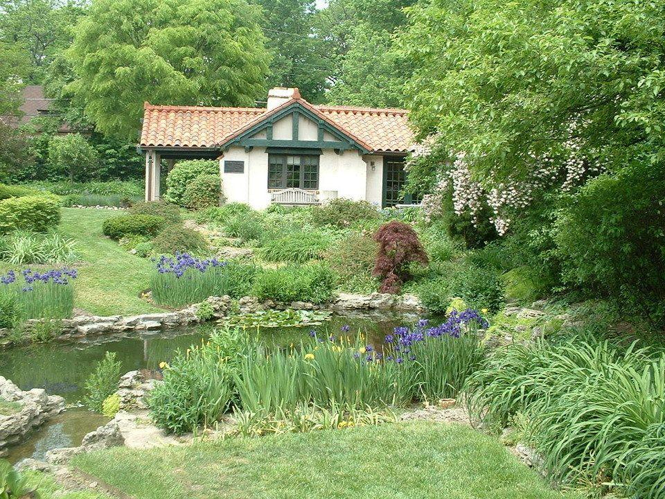 Oakwood, OH : Smith Gardens in Oakwood Ohio | Water Features & Ponds ...