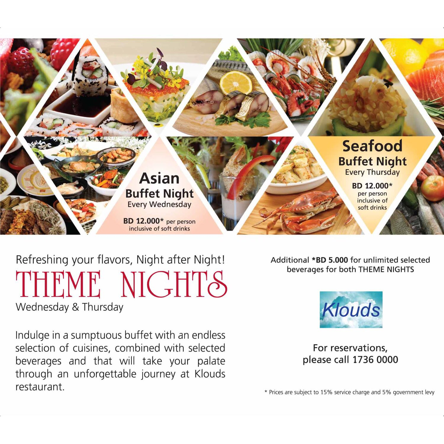 Have A Taste Of Our Scrumptious Asian Night Buffet Enjoy It Along