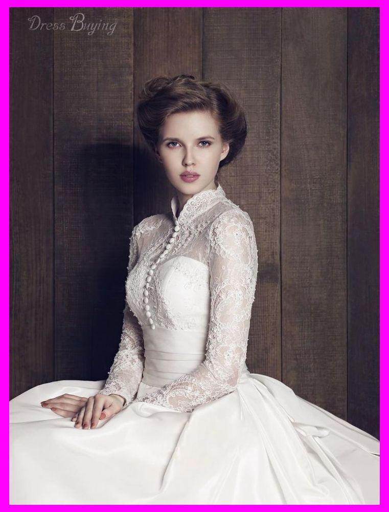 Long Plus Size Wedding Dresses Ball Gown Wedding Dresses Classical High Neck Long Sleeve Ball Gowns Wedding Bridal Dresses Best Wedding Dresses