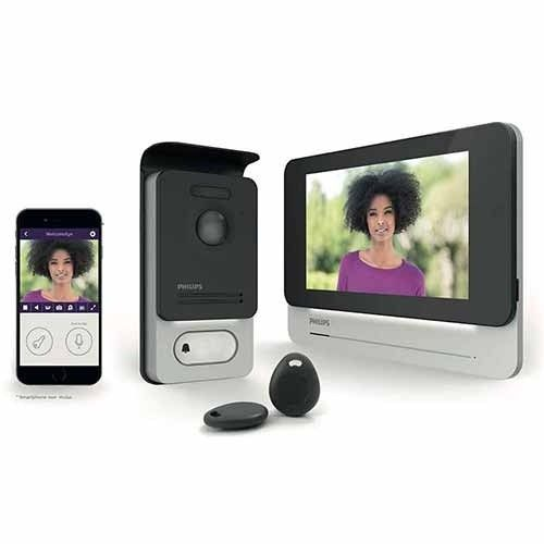 Visiophone connecté PHILIPS WelcomEye Connect 7