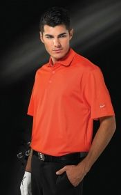 Promotional Products Ideas That Work: STRETCH UV TECH POLO. Get yours at www.luscangroup.com