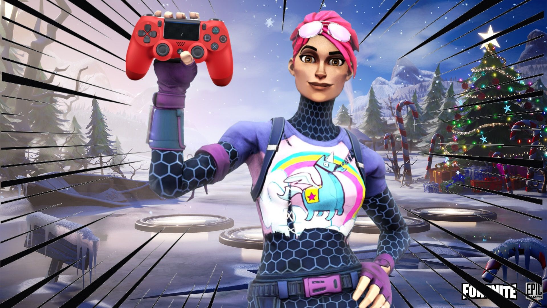 freetoedit #ps4 #fortnite #thumbnail #remixed from @sxtch