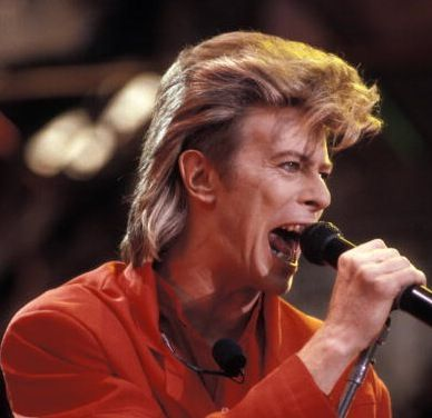 Bowie sportin the 10/90 | Mullet hairstyle, Haircuts for ...