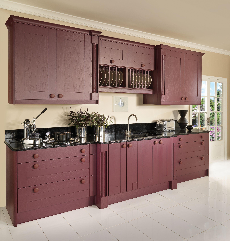 Kolonialstil Küche Design - Küchen  Küchen design, Küchendesign
